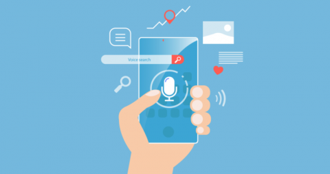 SEO-optimization with the help of voice search