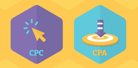Cost-per-action vs. cost-per-click: pros and cons