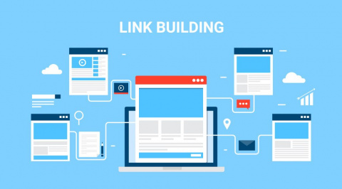 What are the principles of linkbuilding, main techniques